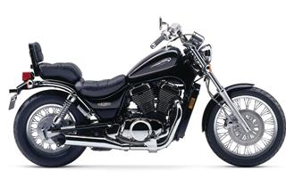 Suzuki VS1400 intruder