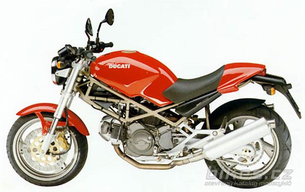 Ducati MONSTER 600 DARK/600/750