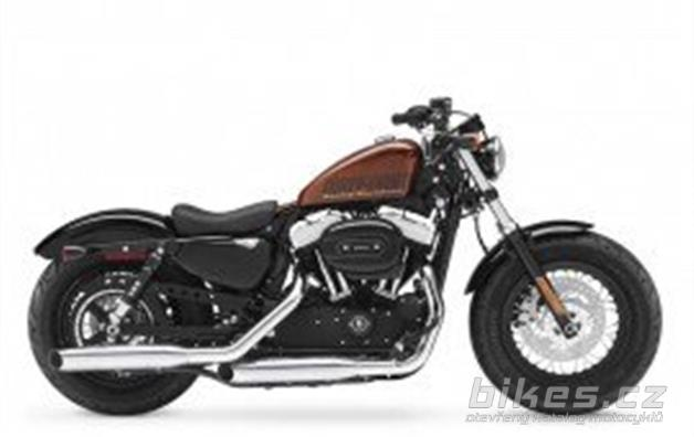 Harley-Davidson Sportster XL 1200 X Forty-Eight