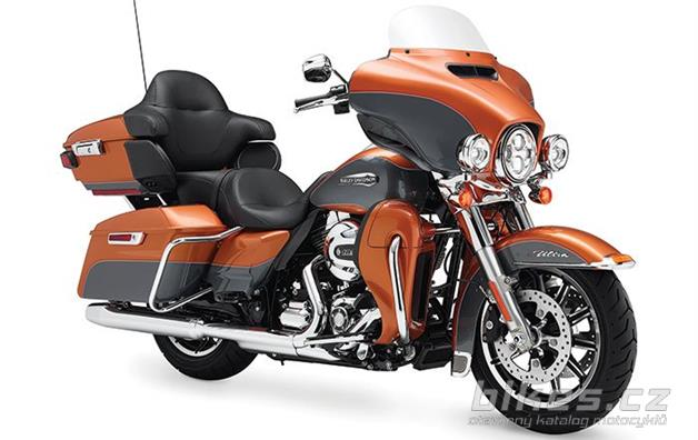 Harley-Davidson Electra Glide Ultra Classic Low