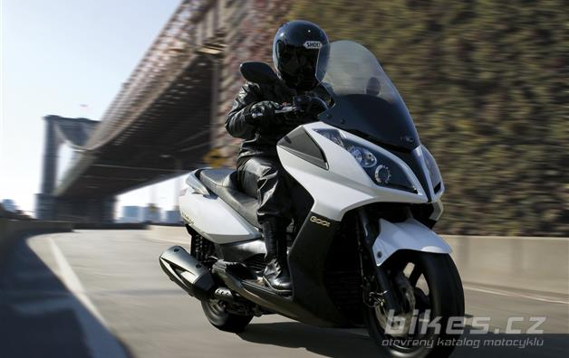 Kymco Downtown 300 RI