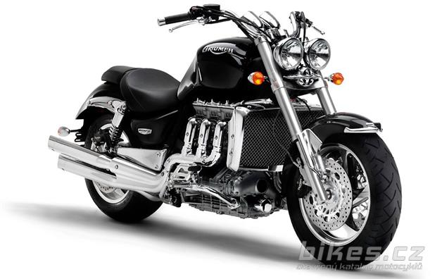 Triumph Rocket III Touring ABS