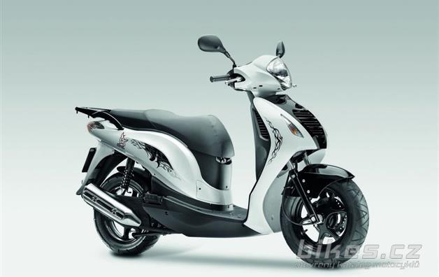 Honda PS 125i Sporty