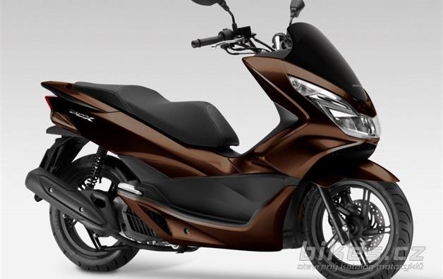 Honda Pcx125 2017 Technické Parametry Názory Motorkářů