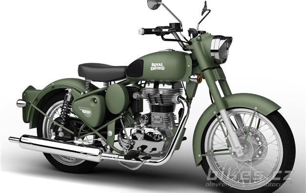 Enfield Classic Battle Green