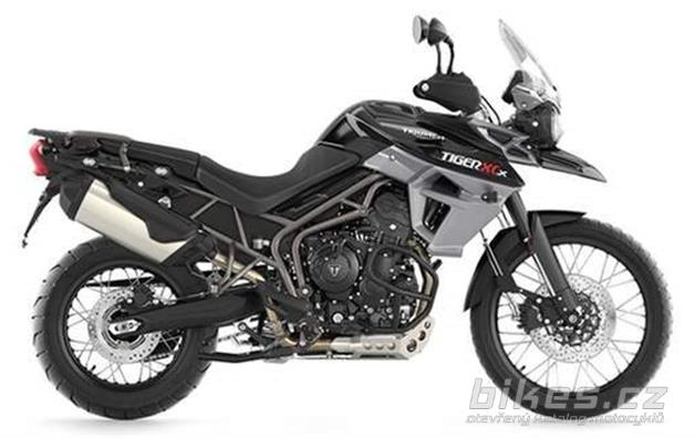 Triumph Tiger 800 XCX Low