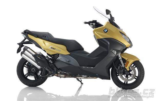 BMW C 650 Sport Highline