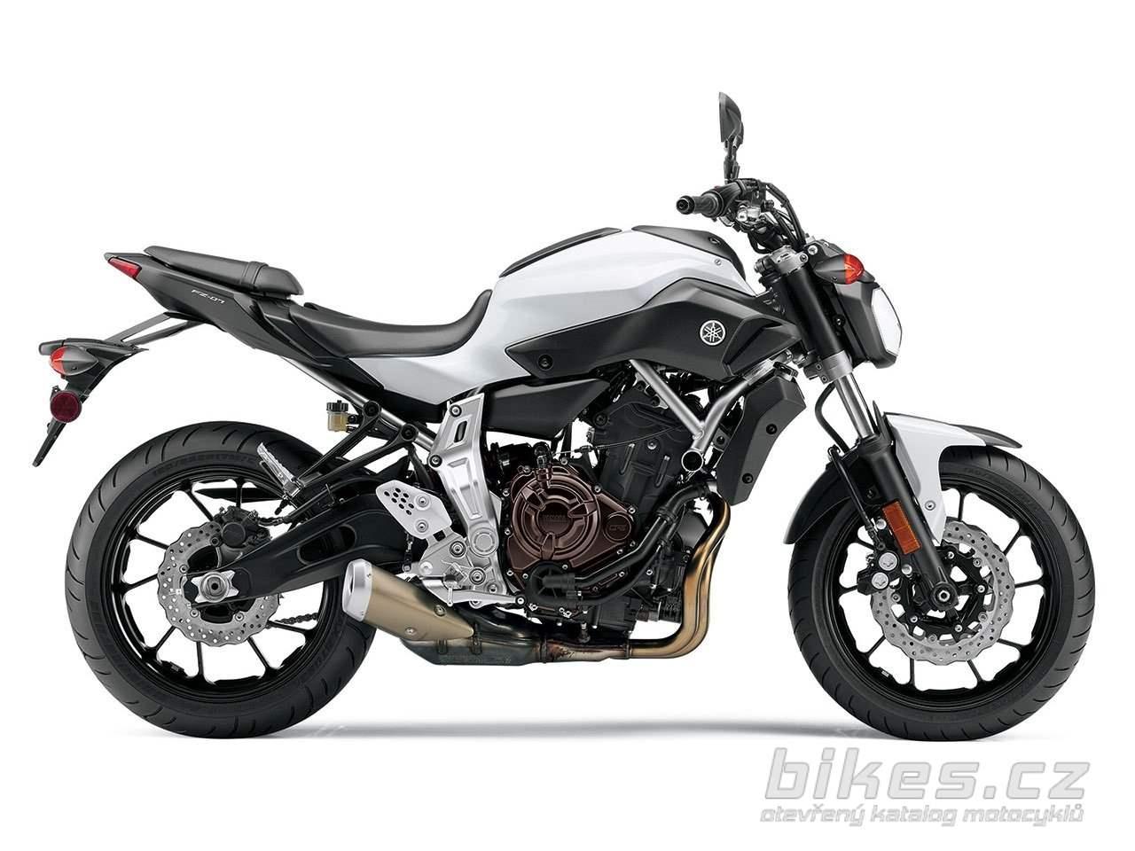 2015 Yamaha Fz-07 clean title 2200 miles - Bikes for sale